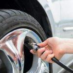 1- Vérifier la pression des pneus tous les mois!
