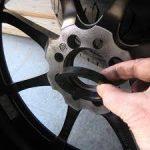 anneau de centrage roue en alliage